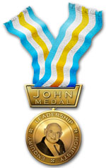 The Sleepless No More John Medal