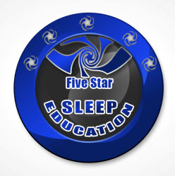 Five Star Sleep Education for Doctors and Health Care Professionals